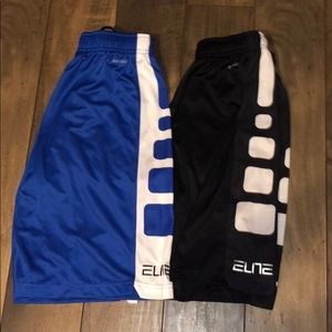 BUNDLE of basketball shorts